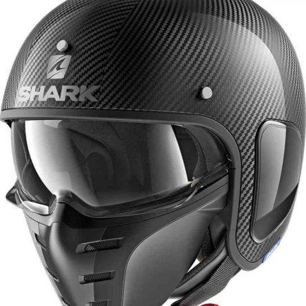 Shark S-DRAK CARBON SKIN